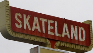 "The name ""Skateland"" evokes many happy and fun childhood memories for me!"